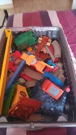 Thomas the tank engine tracks
