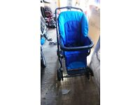 REDUCED Mamas and papas 2in1 Pram /Buggy vintage