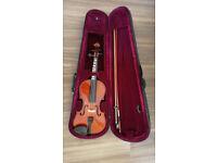 """Höfner """"Alfred Stingl"""" Violin Outfit 4/4 Size"""