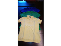 Selling a variety of BOY'S designer t-shirts age 4-5 years all like new