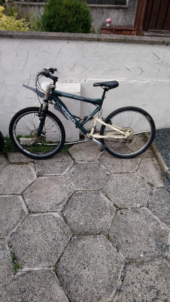Viking Dual Taraga Lovely Bike Needing Nothing Very Rare £45...