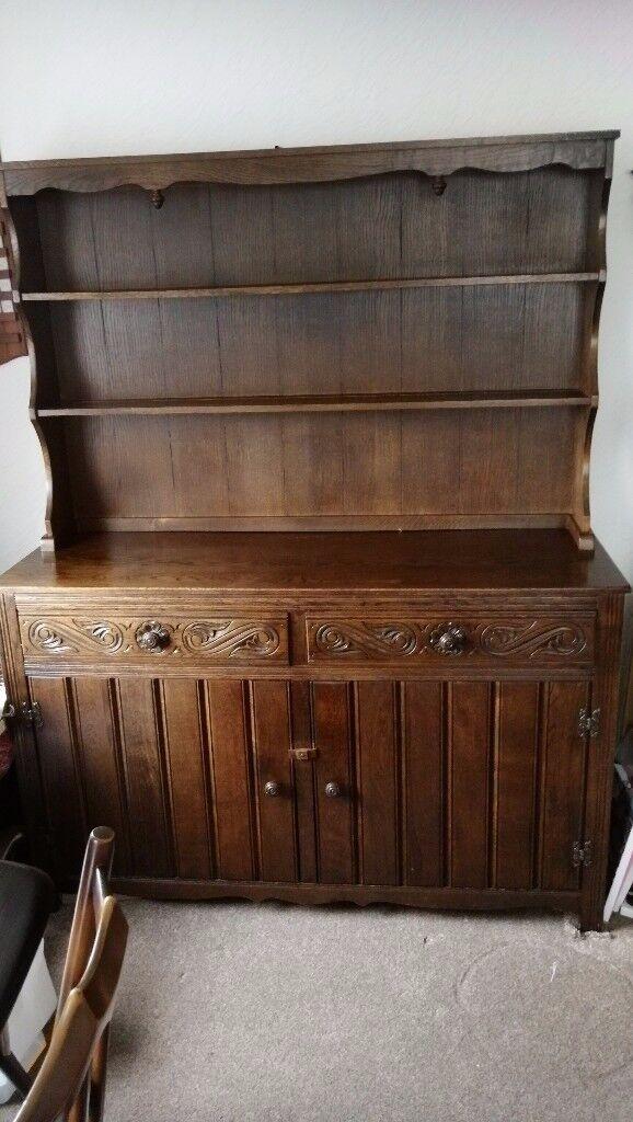 Welsh Style Dresser