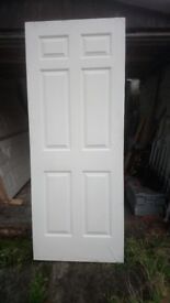 10 x John Carr Internal Regency style doors (80 x 32 inch)
