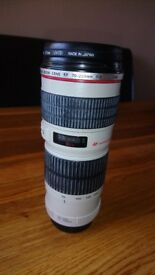 Canon 70-200mm F4 IS lens
