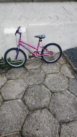 3 Girls Bikes All Mint Looking Needing Nothing £25 pound per bike.
