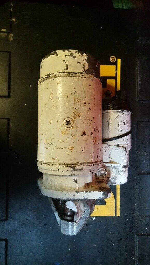 Bmc 1 5/1 8 starter motor, leyland thorneycroft 1 5, marine engine boat  engine parts  | in Plymouth, Devon | Gumtree