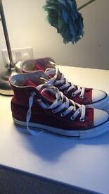 High Top Converse Trainers