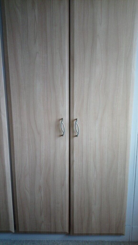 Wooden Doors for built in wardrobe | in Sheffield, South Yorkshire on