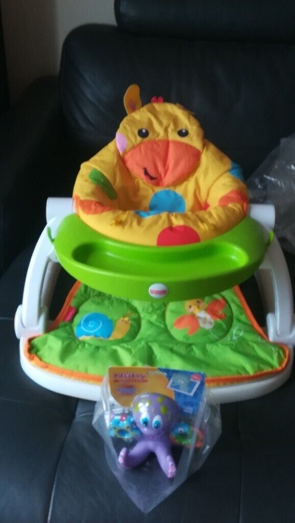 Baby Infant Play Mat Walk Around Chair And A Few Other Bits In