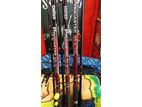 3 x DIAWA pro caster paul kerry beachcaster fishing rods 13ft multi=13ft f/spool=12ft multi
