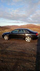 Audi A4 Quatrro S Line 3.0 litre