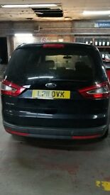 Ford Galaxy 2.0 Auto TDCi 2011 Black **gearbox in need of repair**