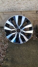 "Alloy Wheel 17 "" for Honda Civic Tourer"