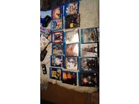 Bluray film's over 80