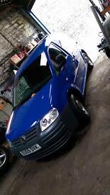 Caddy van 2009
