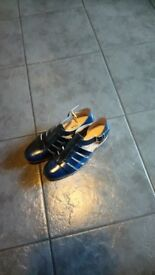 Ladies Clarks closed toe sandals