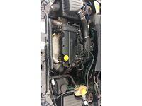 Vauxhall corsa c sxi 1.2 16v