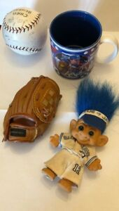 Blue Jay Collectable Lot Roberto Alomar Forest Troll