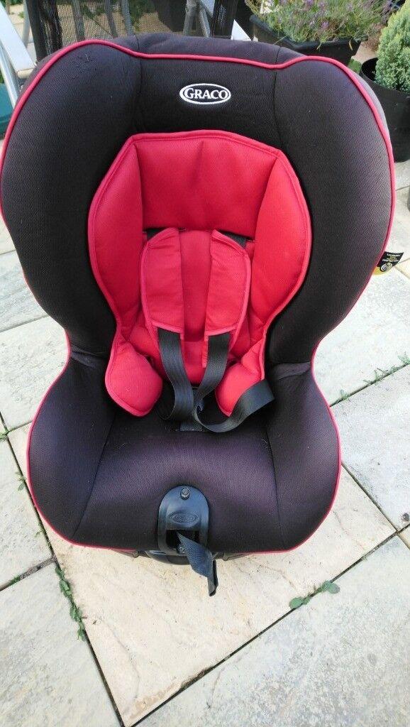 Graco Reclining Car Seat