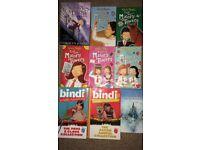 Enid Blyton, Nancy Drew, Bindi