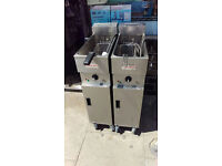 SPECIAL OFFER 2x Valentine Single Fryer Electric - Special Offer