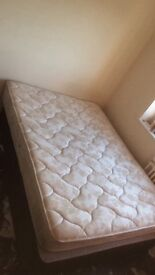 Secondhand bed for sale