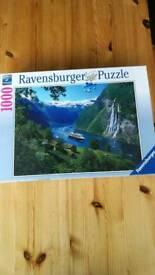 Ravensberg Jigsaw Puzzle NEW