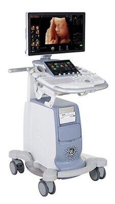 Ge Voluson S10 Ultrasound Bt16 With 3 New Probes