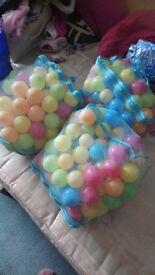 Childrens balls