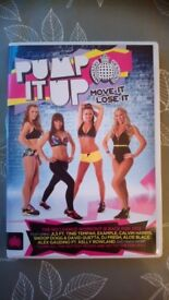 Ministry of Sound Pump it Up fitness DVD