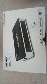 Unused HDMI Switch HSW0501BN