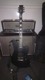 Guitar ..Charvel desolation sk3 in flat grey(discontinued )