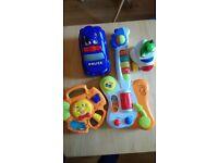 Baby & Toddler Toy Bundle