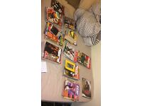 Retro game magazines 80 in total Nintendo sega PlayStation