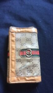Genuine Gucci made in Italy key holder