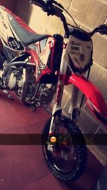Lucky mx elite edition pit bike