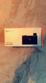 Sony Cybershot HX80 20MP 30x Zoom Flip Screen Camera (Brand New)