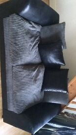 2 & 3 seater Dylan sofa's.