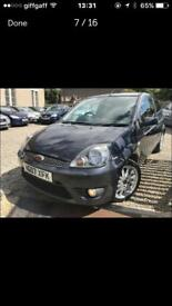 Ford Fiesta S type 1.6