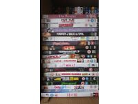 Job lot of 70 DVDs in excellent cindition.