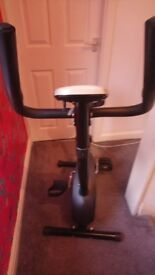 Dynamic Exercise Bike in excellent condition £50 for quick sale.