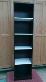 Ikea pax frame unit with 4 shelves