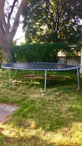 Trampoline for adults and kids