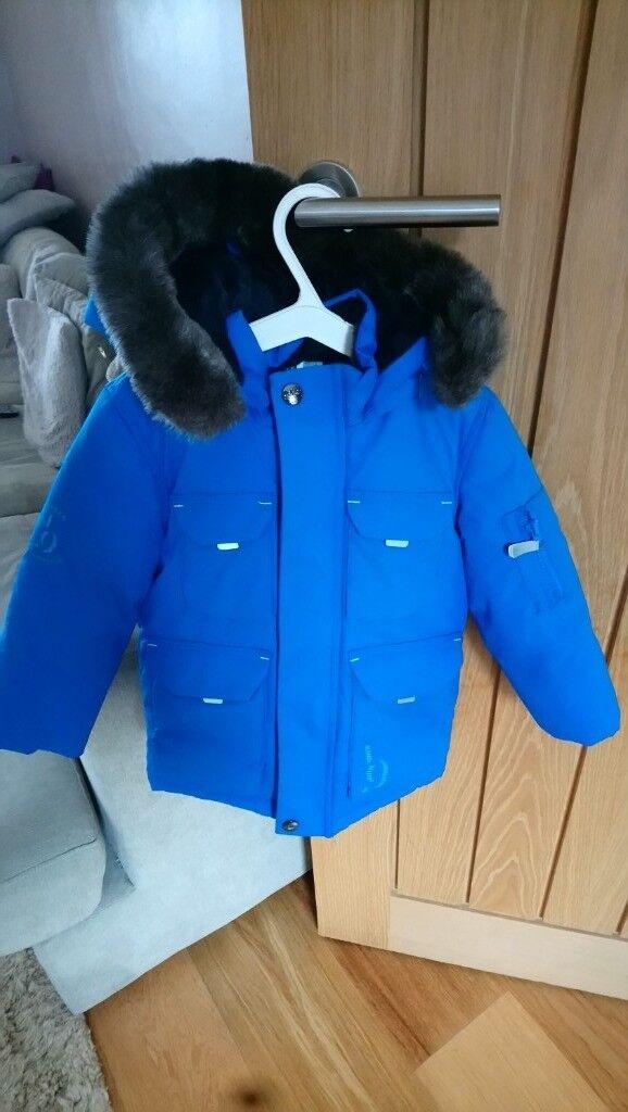 9e0c0ce03ed9cd Ted Baker boys coat
