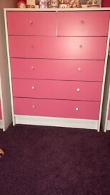 Bedroom furniture cheap £60 ono