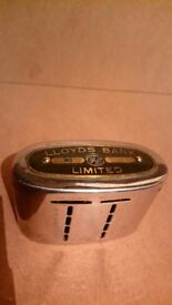 Collectable Lloyds savings bank
