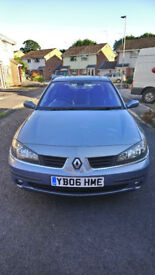 Renault Laguna, 1.9 diesel, 2006 model, excellent condition, MOT until mid December