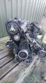 Passat 2005 engine
