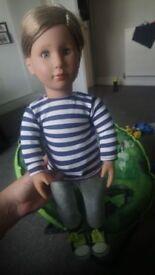 Our generation boy doll