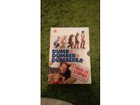 dumb and dumber, 2x dvd boxset,
